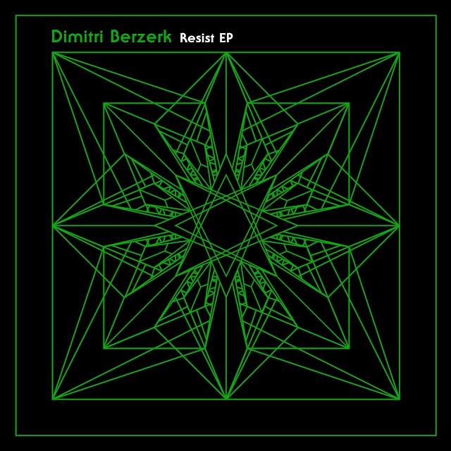 El Dj y productor nacional Dimitri Berzerk presenta su segunda producción titulada, Resist EP.