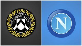 موعد مباراة نابولي وأودينيزي في الدوري الإيطالي والقنوات الناقلة
