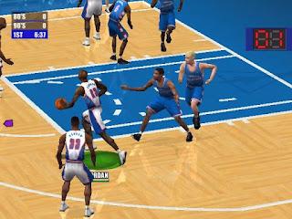 NBA Live 2001 Full Game Download