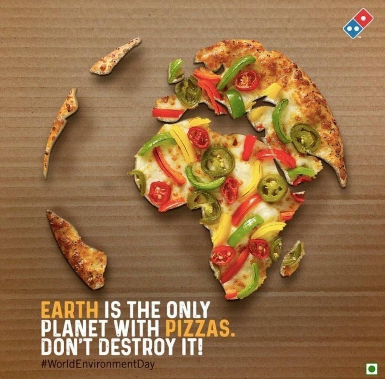 Domino's World Environment Day