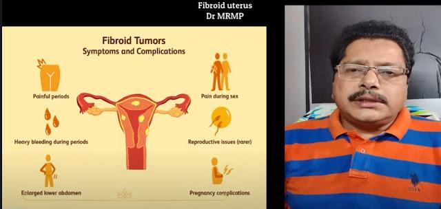 Fibroids In Uterus Symptoms