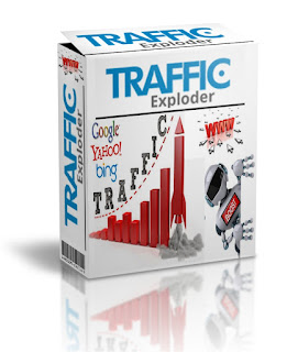 TRAFFIC EXPLODER WEBSITE v .1.06