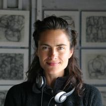 Artist Betsy Eby