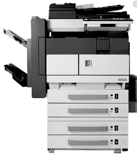 Download Konica Minolta di2510f Driver For Windows XP and Vista. This printer delivers maximum Copy/print speed : 20 pages/minute, and copy resolution