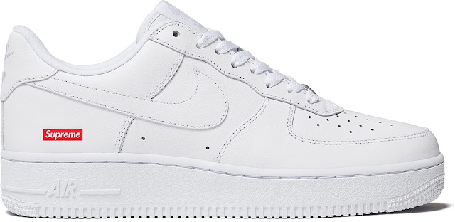 Supreme confirma la próxima colaboración de Nike Air Force 1