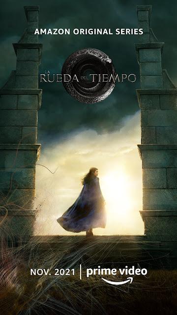Amazon Prime Video presenta el teaser tráiler oficial de La Rueda del Tiempo