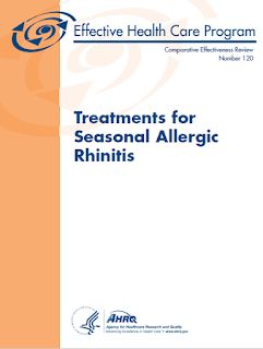 تحميل كتاب Treatments for Seasonal Allergic Rhinitis