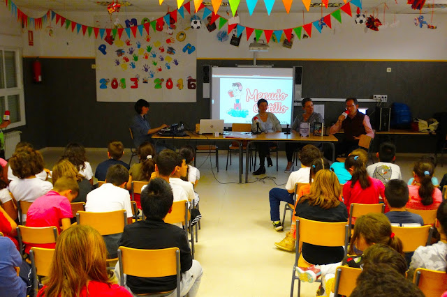 Muchos colegios ya han disfrutado de la experiencia Menudo Castillo