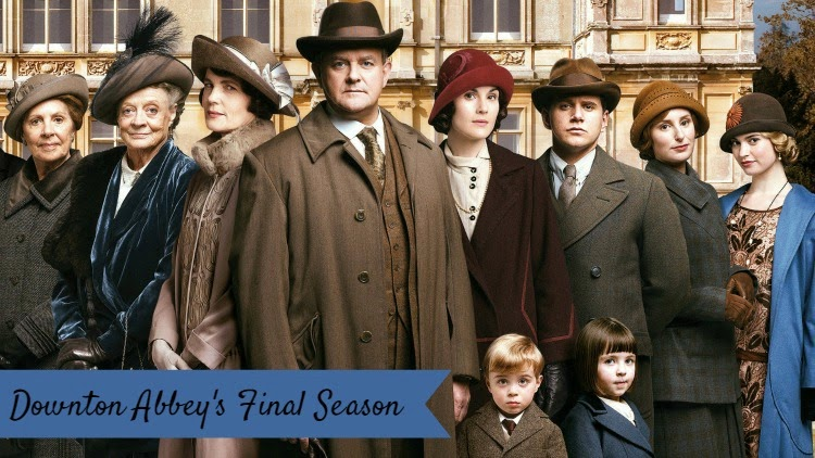 A Vintage Nerd, Vintage Blog, Downton Abbey, Must See TV, Period Television Shows