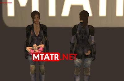 MTA SA Claire Redfield Battlesuit