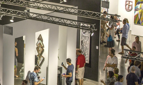 Information about the 2017 Seattle Art Fair.