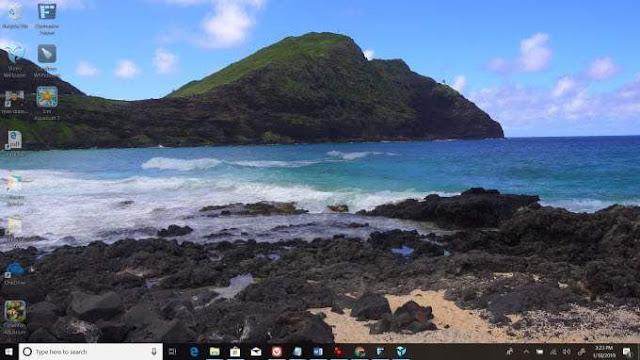 كيفية جعل خلفية سطح المكتب فيديو او صورة متحركة علي ويندوز 10