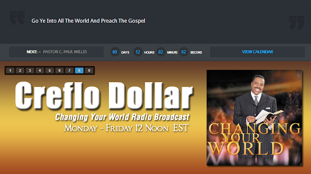 Wow, Ministers Can Get A Global Radio Presence For Only $12.50 A Week!