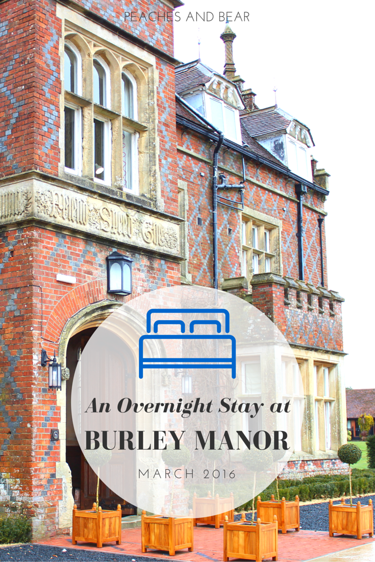 Burley Manor, New Forest - Review from Peaches and Bear Travel and Lifestyle Blog - peachesandbear.co.uk