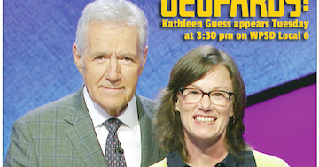 The Press Online: Local woman on Jeopardy! today