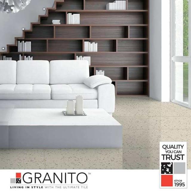 Membersihkan Keramik Granit Natural Menjadi Berkilau
