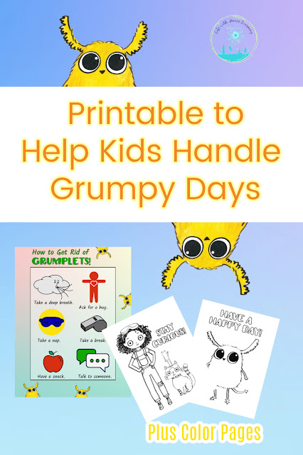 Helping Kids Overcome a Grumpy Day