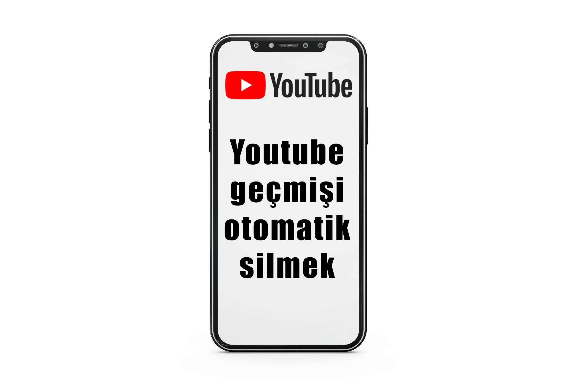 Youtube Geçmişi Otomatik Olarak Nasıl Silinir?
