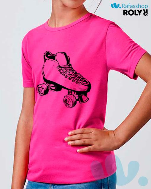 Camiseta Akita 6534 Roly Niño Manga Corta