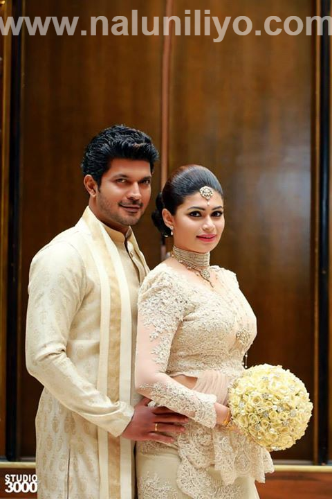 Hirunika Premachandra's Wedding Engagement