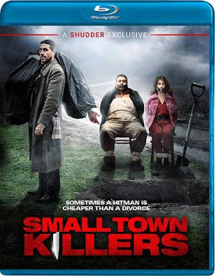 Small Town Killers 2017 Bluray