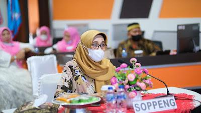 Masa Pandemi, IKA SMAN 200/1 Watansoppeng Halal bi Halal Secara Virtual
