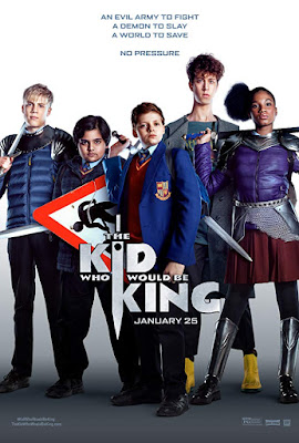 Sinopsis Film The Kid Who Would Be King