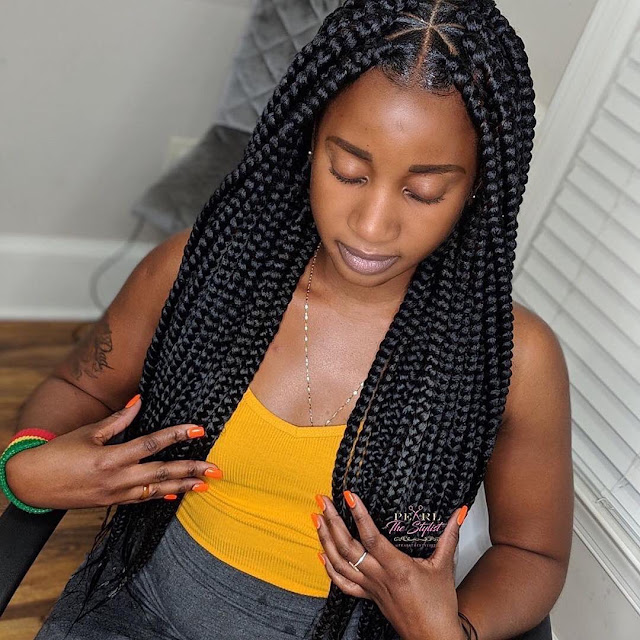 2019 Latest Braiding Styles to Duplicate