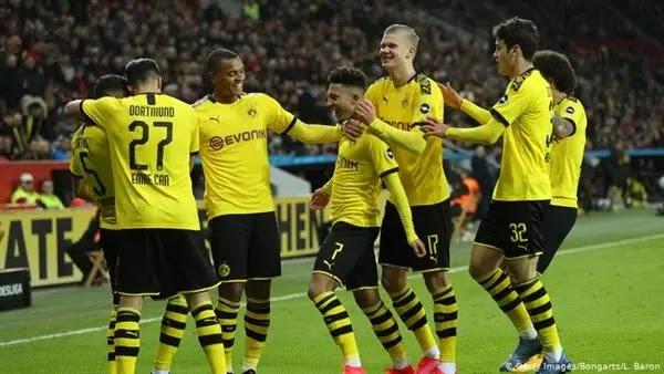 تقرير مباراة لايبزيج وبروسيا دورتموند الدوري الالماني