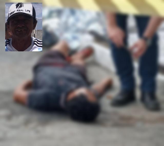 Homem é assassinado em Patos na madrugada deste domingo (22)
