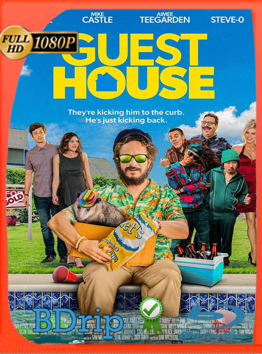 La casa de huéspedes (Guest House) (2020) 1080p BDrip Latino [Google Drive] Tomyly