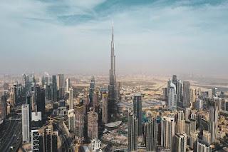 منظر من دبي