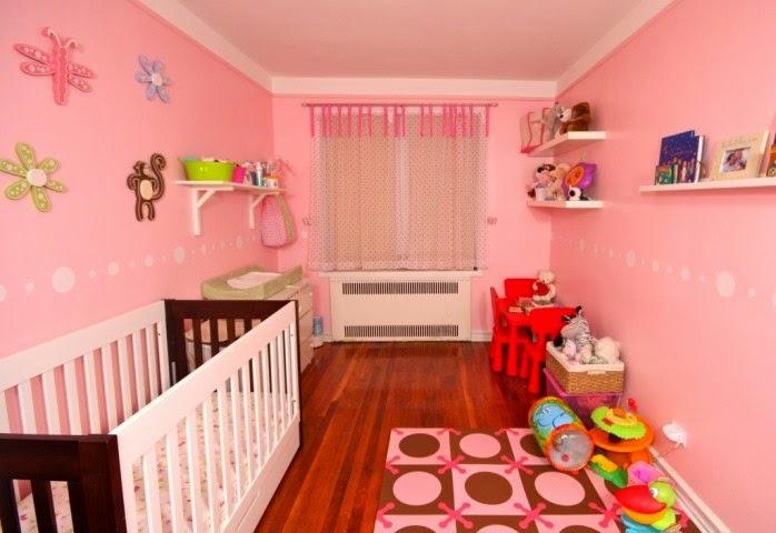 Top Nursery Wall Paint Color Ideas for 2015