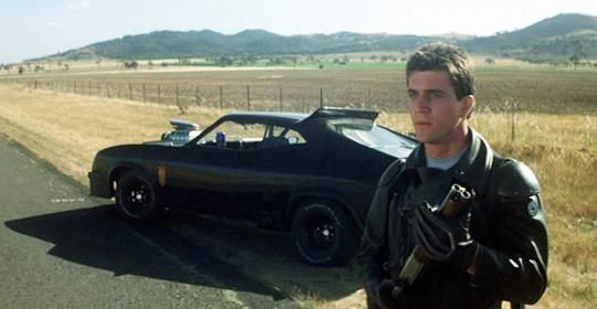 What Make Of Car Is Used In The Punisher Movie