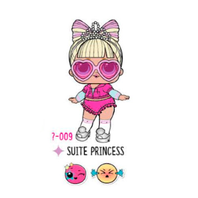 Suite Princess