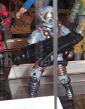 2002 Unproduced Shock Viper