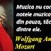 Maxima zilei: 27 ianuarie - Wolfgang Amadeus Mozart