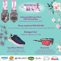 Indonesia Women's Run – Virtual • 2021