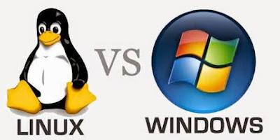 ماهو الفرق بين نظام لينكس و نظام ويندوز