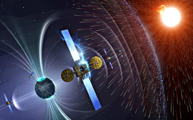 Geofísica Espacial