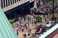 Washington DC Parade Gun Scare
