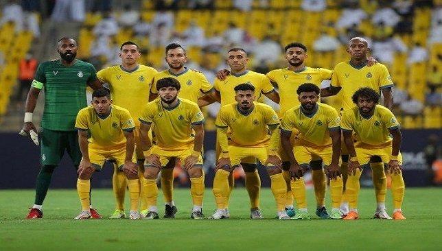 ياسين تي في تقرير مباراة النصر السعودي و تراكتورسازي yacin t-v دوري ابطال اسيا