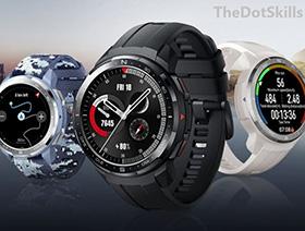 Honor annonce ses smartWatch GS Pro et Watch ES