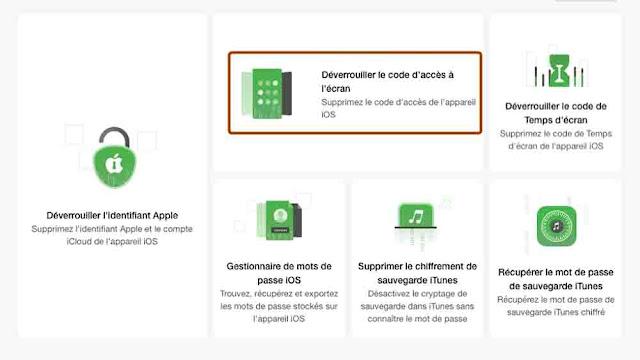Activer iPhone désactivé se connecter à iTunes