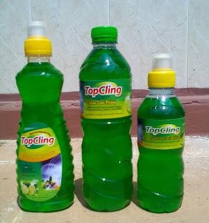 Sabun Cuci Piring Top Cling