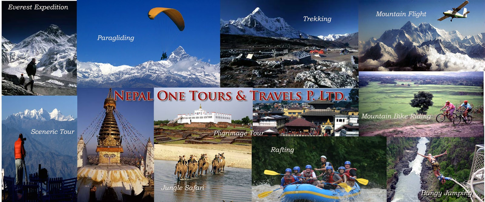 Tourism Business, Industry in Nepal