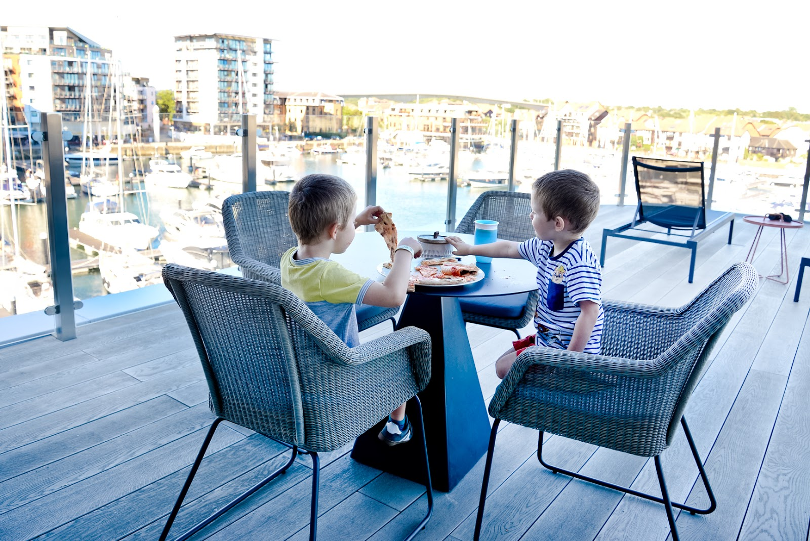 southampton harbour hotel review, best hotel in southampton,