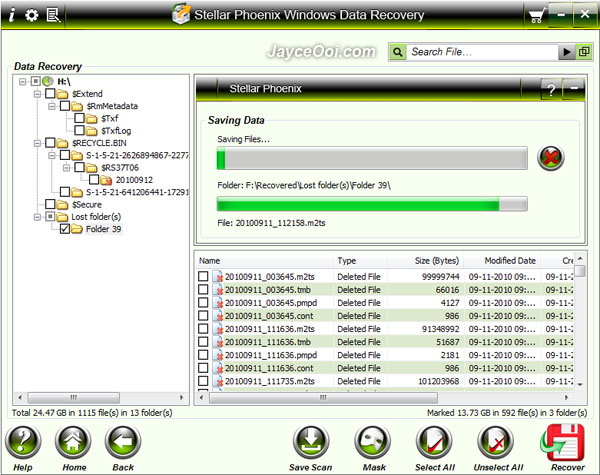 stellar phoenix windows data recovery professional 7.0 + keygen