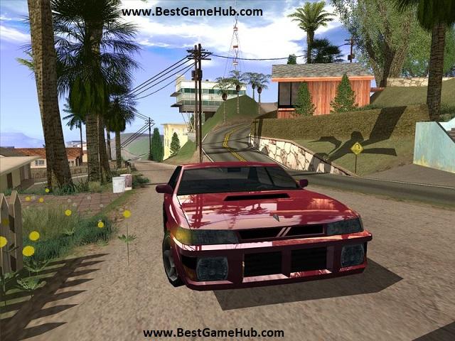 SanAndreas Ultra Graphics full version download free - bestgamehub.com