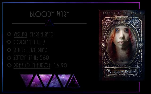 [Rezension] Bloody Mary - Nadine Roth